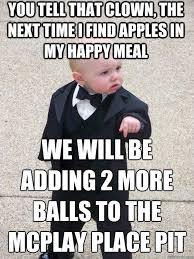 Baby Suit Meme - 18 funniest baby godfather memes on the internet socawlege