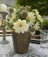 Creative Vases Ideas 24 Beautiful Decorative Vases Made From Tree Stump Amazing Diy