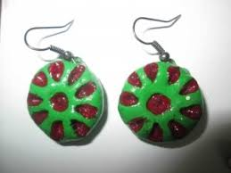 paper mache earrings earrings paper mache earring online shopping for earrings by