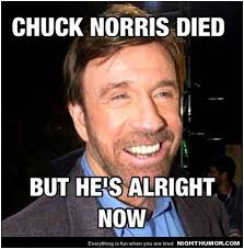 Chuck Norris Meme - norris is immortal 12 hilarious chuck norris memes ever