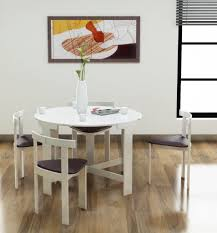 Space Saving Dining Tables And Chairs Awesome Space Saving Dining Room Table Contemporary Liltigertoo