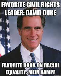 Meme Definitions - favorite civil rights leader david duke favorite book on racial