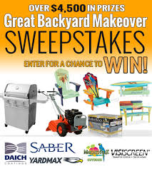 Backyard Contest Makeover by The 2017 Great Backyard Makeover Sweepstakes On The House