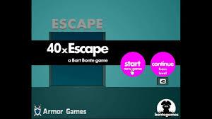 bart bonte 40x escape walkthrough flv youtube