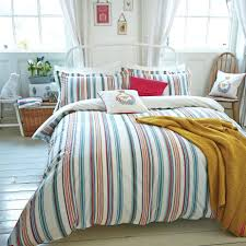 Blue And Yellow Duvet Cover Bedding Design Yellow Stripe Duvet Set Yellow Stripe Cotton