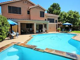 home with pool stunning summerlin home with pool spa 3 b vrbo