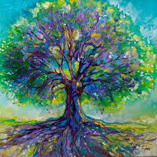 best 25 tree of painting ideas on surrealism