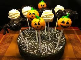 top halloween cake pops cakecentral com