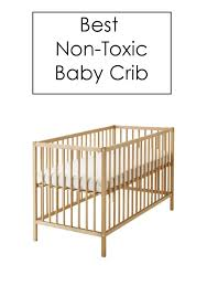 Best Non Toxic Crib Mattress Non Toxic Baby Bassinet Baby And Nursery Furnitures