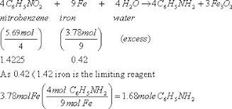 chem 1300 reaction stoichiometry key