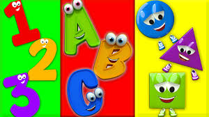 abc song for kids english songs video for kids abcd shapes song