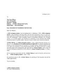 Invitation Letter Us Visa us letter city espora co