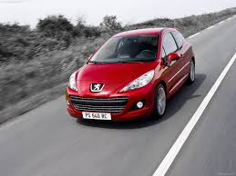 peugeot 207 red peugeot 207 rc 2010 picture 2 of 27