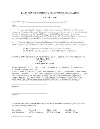 dodoisthere u2014 proxy vote in australia hoa proxy form template