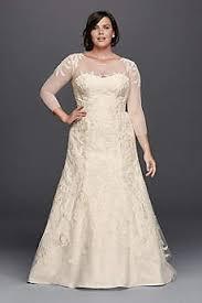 wedding dress lace sleeves sleeve wedding dresses gowns david s bridal