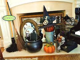 serendipity refined blog halloween mantel do you believe in magic