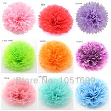 where to buy tissue paper 380pcs 8 20cm 36cm beautiful tissue paper pom poms best