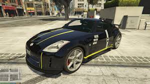 white nissan 350z modified nissan 350z skin from polis evo malaysia gta5 mods com