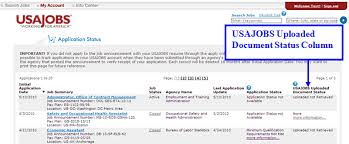 Usajobs Gov Resume Example by Usdol Doors How To Submit Supplemental Documentation