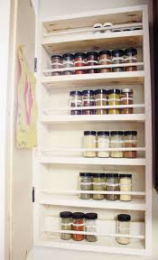 Extra Large Spice Rack How To Build A Diy Spice Rack