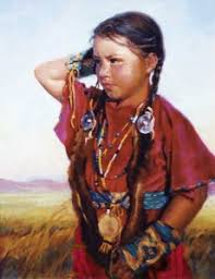 native american hairstyles for women native american girl