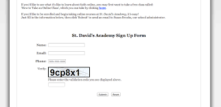 how to take an online class how to display your churchnext school on your website churchnext