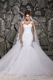 white wedding dresses 2014 designers white lace and see through mermaid wedding dresses
