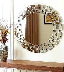 decorative bathroom mirror ideas mirrors interior design wall plan