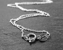 necklace chain jewelry making images Chains for jewellery making etsy uk jpg
