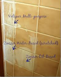 Painting Tiles In Bathroom Painting Bathroom Tile Realie Org