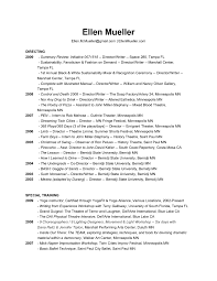 Creative Cosmetology Resume Attractive Summary Review Directing Cosmetology Instructor