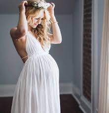pregnancy wedding dresses best maternity wedding ideas on wedding