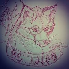 neo traditional fox tattoo google search pinnnnnedituppp