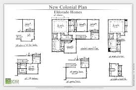 Barrington Floor Plan by The Barrington Eldorado Companies