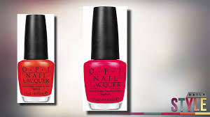 spring nail colors opi launches holland collection for spring