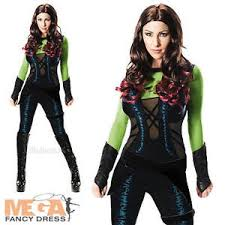 gamora costume gamora fancy dress marvel guardians of the galaxy womens