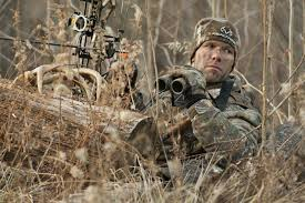 Bow Hunting From Ground Blind Bowhunting Whitetails From The Ground Deer Hunting Realtree