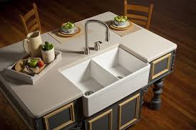 Replacing Kitchen Faucets Kitchen Kitchen Interior Ideas Kitchen Countertop And Chrome