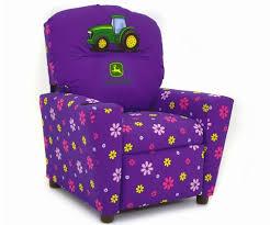 kidz world john deere purple recliner 1300 jdp kidz world kids