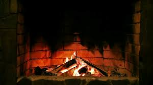 fireplace video loop binhminh decoration
