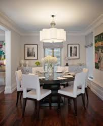 Dining Room Size by Perfect Chandelier Size For Dining Room To Choose Small Design