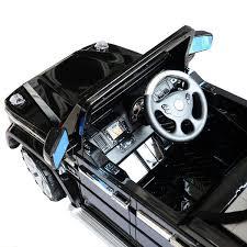 mercedes g55 ride on mercedes big remote electric ride on g55 amg g wagon