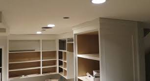 how to install cabinets with uneven ceiling kitchen cabinets and uneven wavy ceiling