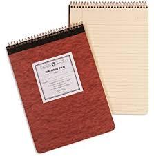 amazon com ampad gold fibre classic wirebound legal pad size 8