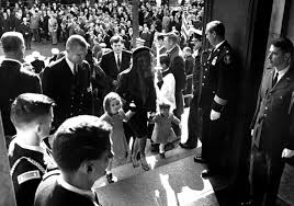 john f kennedy children details on jfk funeral that stirred a nation ny daily news