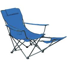 High Beach Chairs High Beach Chair With Footrest Home Chair Decoration