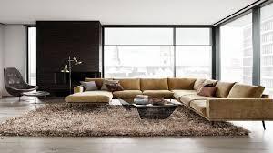 canapes bo concept grand canapé angle dans salon design boconcept