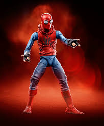 spider man spider man homecoming marvel legends revealed