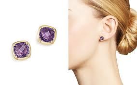 amethyst earrings amethyst earrings bloomingdale s