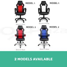 Office Chair Clipart Racing Office Chair Seat Executive Computer Gaming Pu Leather